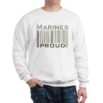 Marines Proud Military Sweatshirt