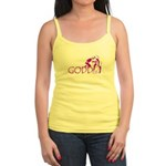 Ladies Goddess Spaghetti Tank