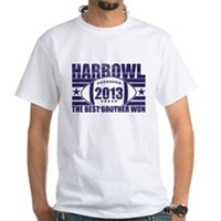 Harbowl 2013 White T-Shirt