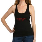 Bloody Treat Racerback Tank Top