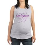 Good Witch Maternity Tank Top