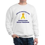 Keep My Brother Safe OIF Sweatshirt