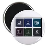 2.25 Magnet (10 pack) : Sizes