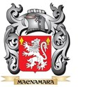 Macnamara Coat of Arms - Family Crest T-Shirt