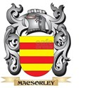 Macsorley Coat of Arms - Family Crest T-Shirt