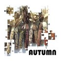 Autumn Corn Jigsaw Puzzle T-Shirt