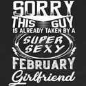 This Guy Is Taken By A Super Sexy February Girlfri
