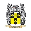 Simonutti Coat of Arms - Family Crest T-Shirt