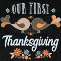 Our First Thanksgiving T-Shirt