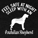 Sleep With Anatolian Shepherd Dog Des T-Shirt