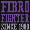Fibro Fighter Since 1980 T-Shirt