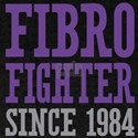 Fibro Fighter Since 1984 T-Shirt