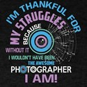I Am The Awesome Photographer T Shirt T-Shirt