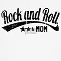 Rock and Roll Mom Long Sleeve T-Shirt