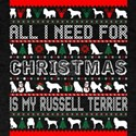 All I Need For Christmas Is My Russell Ter T-Shirt