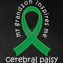 Cerebral Palsy Grandson Ribbon Long Sleeve T-Shirt