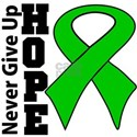 kidney cancer never give up hope Tee