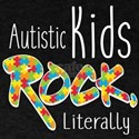 Autistic Kids Rock T-Shirt