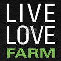 Live Love Farm T-Shirt