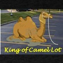 Camel Lot King Humor T-Shirt