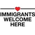 Immigrants Welcome Here Shirt