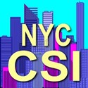 NYC CSI T-Shirt