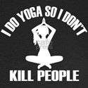 Yoga Novelty Gifts - I Do Yoga Long Sleeve T-Shirt