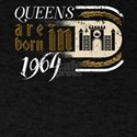 Gothic Birthday Queens Castle Born 1964 T-Shirt