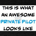 awesome private pilot T-Shirt