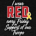 Wear Red Every Friday T-Shirt