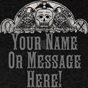 PERSONALIZED Old Gravestone T-Shirt
