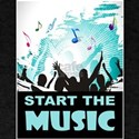 START THE MUSIC T-Shirt