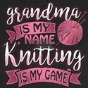Grandma Knitting Gift T-Shirt
