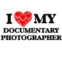 I Love my Documentary Photographer T-Shirt