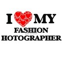 I Love my Fashion Photographer T-Shirt