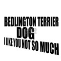 Bedlington Terrier Dog I Li Shirt