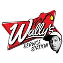 Wally's Service Station Shirt