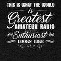 Amateur Radio Enthusiast T-Shirt