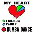 My Heart Friends, Family, R Shirt