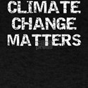 Save the Planet Climate Change Matters T-Shirt