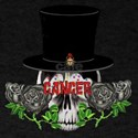 Skull Cancer T-Shirt