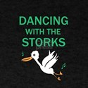 Dancing with the Storks T-Shirt
