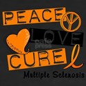 PEACE LOVE CURE Multiple Sclerosis