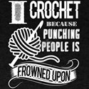 Crocheting T-Shirt