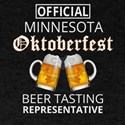 Official Minnesotan Oktoberfest Beer Taste T-Shirt