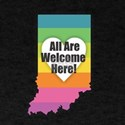 Indiana - All Are Welcome Here T-Shirt