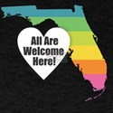 Florida - All Are Welcome Here T-Shirt