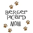 Berger Picard Mom T-Shirt