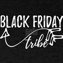 Black Friday Tribe Christmas Holidays Xmas T-Shirt