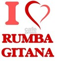I Love RUMBA GITANA T-Shirt